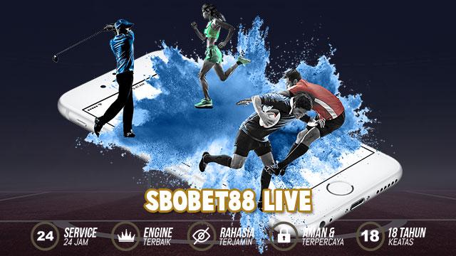 Sbobet88 Live