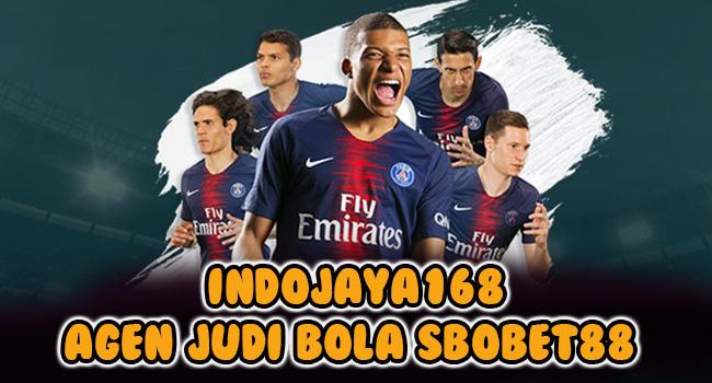 IndoJaya168 : Agen Judi Bola Sbobet88 Online Di Indonesia
